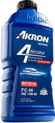 Oil Outboard 4-Stroke  SAE 20W50 by Akron