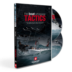 DVD: Boat Whisper: Tactics by Rooster Sailing