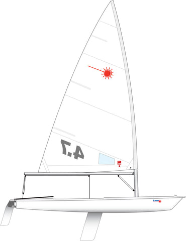 Laser 4.7 by Laser Performance LAS10009