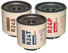 Filter Racor R24S 2-micron Spin-On (Series-220 series except R220m) by Racor