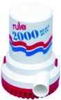 Rule Bilge Pump 2000gph 1-1/8 Port