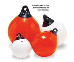 Tuff End TM Inflatable Vinyl Buoys by Taylor