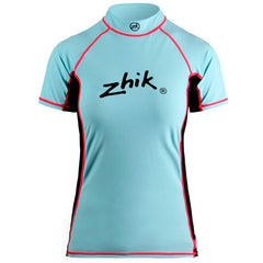 Rash Guard Shirt Women Short Sleeve by Zhik ZHKTOP65W