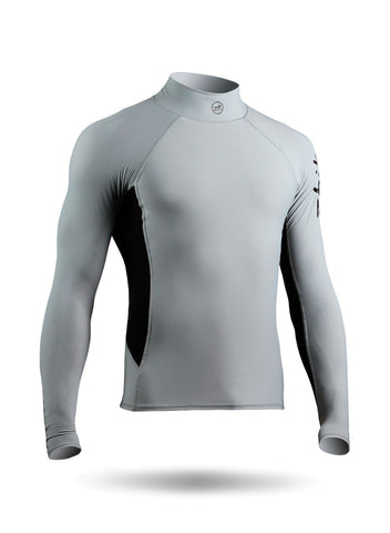 MENS HYDROPHOBIC FLEECE TOP by Zhik ZHKTOP400