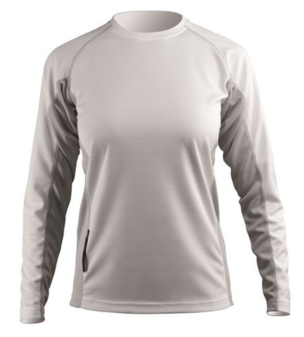 WOMENS LONG SLEEVE ZhikDRY TOP by Zhik ZHKTOP71W