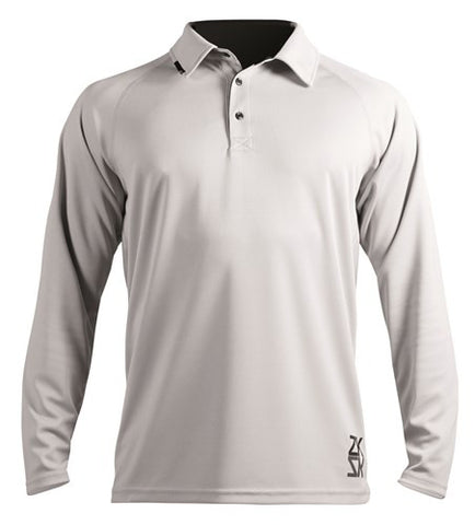 MENS LONG SLEEVE ZhikDRY POLO by Zhik ZHKTOP83