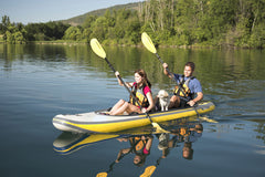Walker Bay Inflatable Tandem Kayak