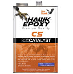 Epoxy Catalyst Clear by Seahawk