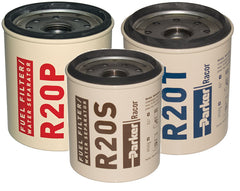 Filter Racor R20T 10-Micron Spin-On-230 by Racor