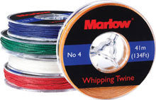 Twine Whipping #04 by Marlow Ropes