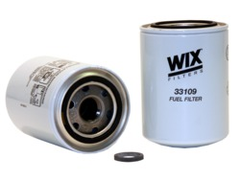 33109MP Fuel Filter for Beta, Cummins, Kubota and Mitsubishi Engines by Wix