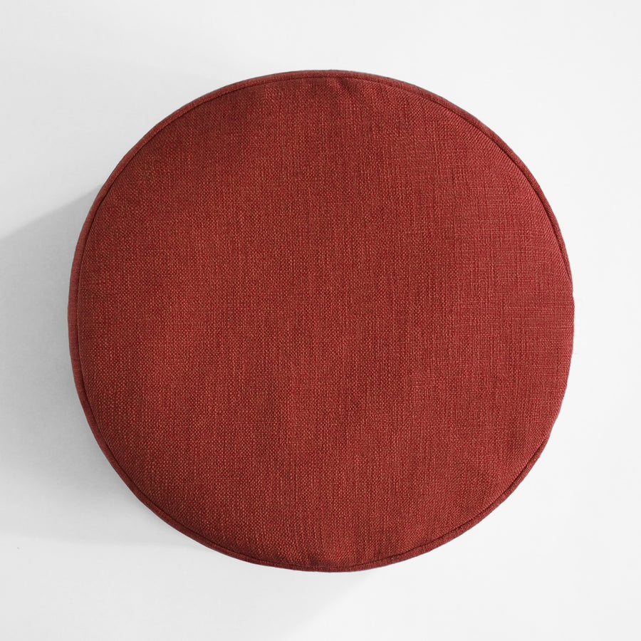 Surya Round Cushion