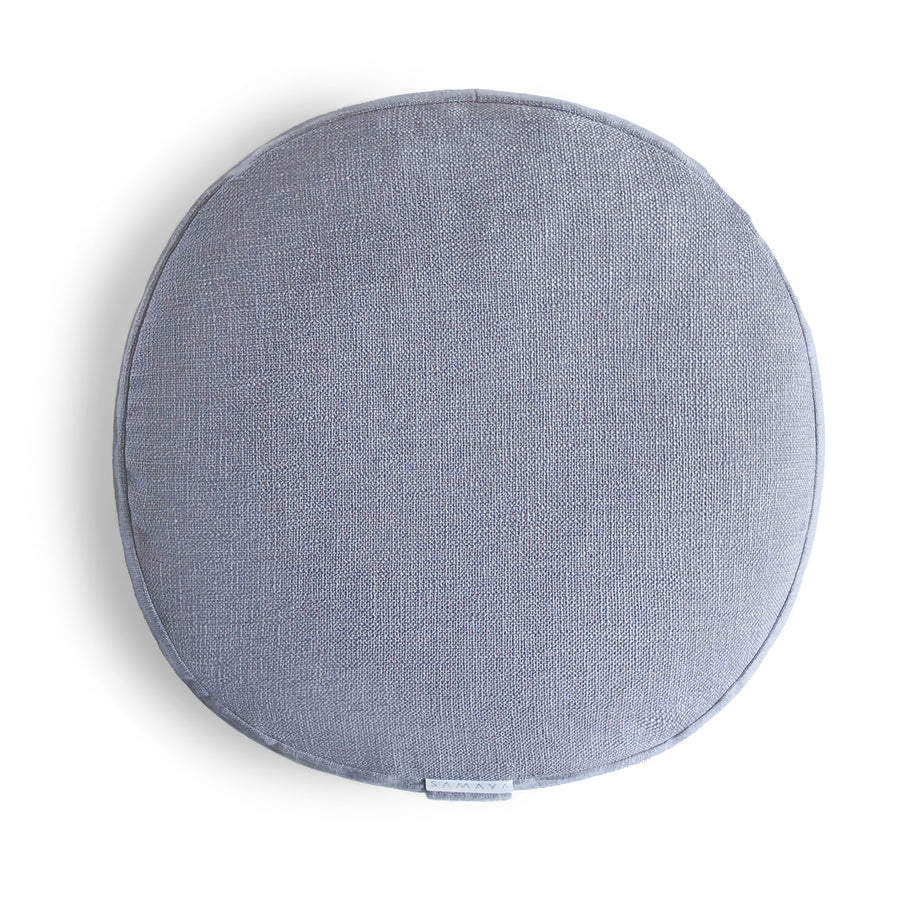 Pebble Round Cushion
