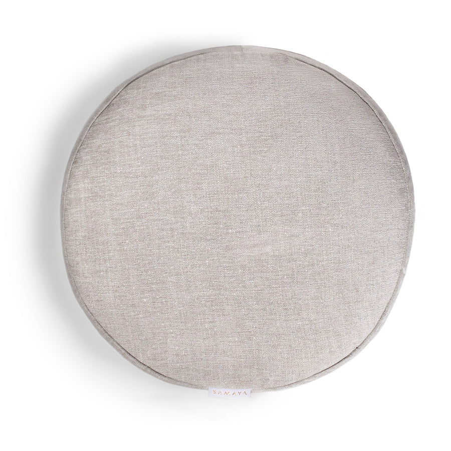 Stardust Round Cushion