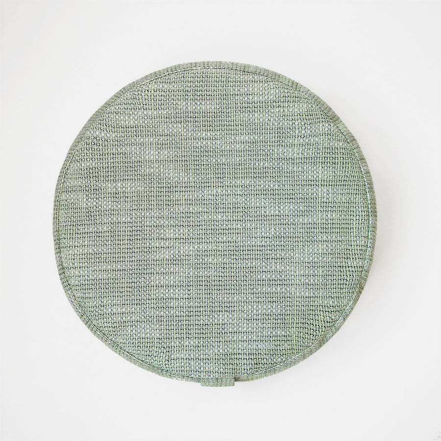 Perry Tweed Round Cushion