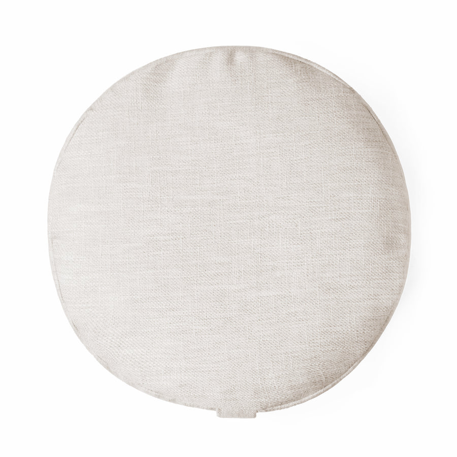 Wheat Round Cushion