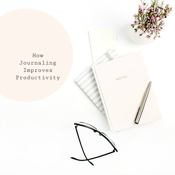 How Journaling Improves Productivity