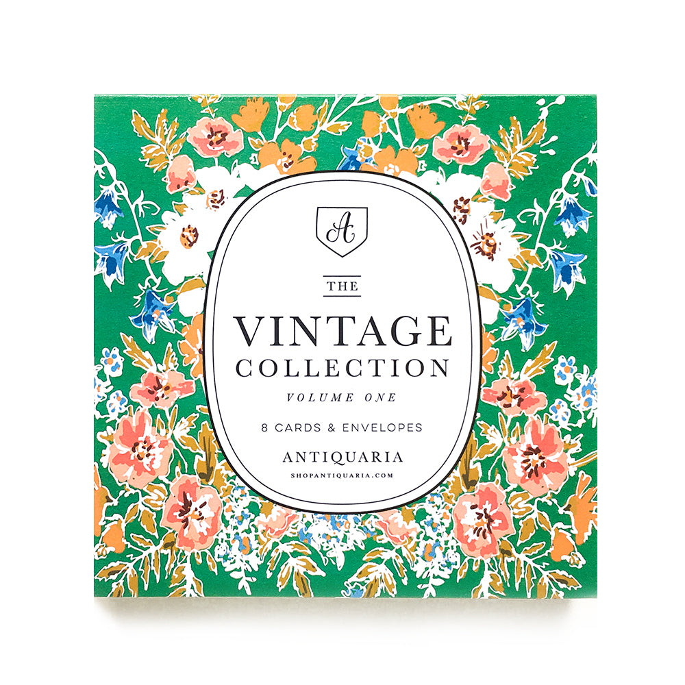 Vintage Collection Vol.1 Card Set (Box Set of 8)