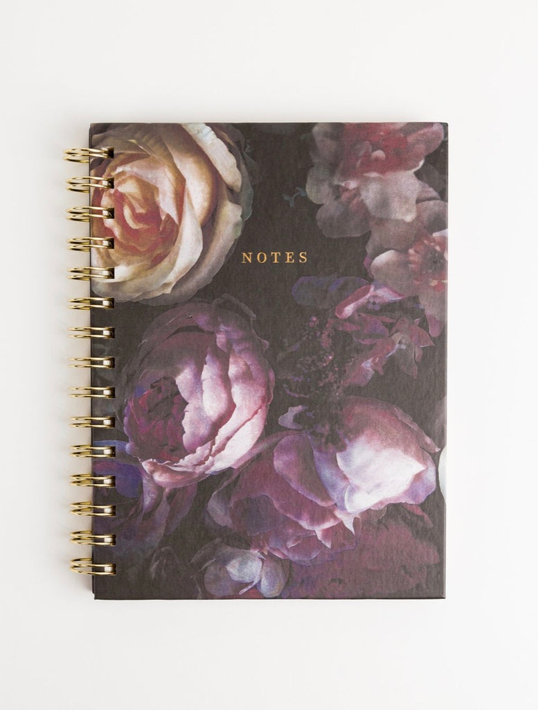 Fleury Spiral Bound Notebook