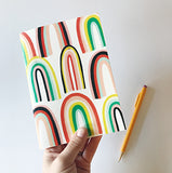 Olive & Company - Rainbow Pattern Journal