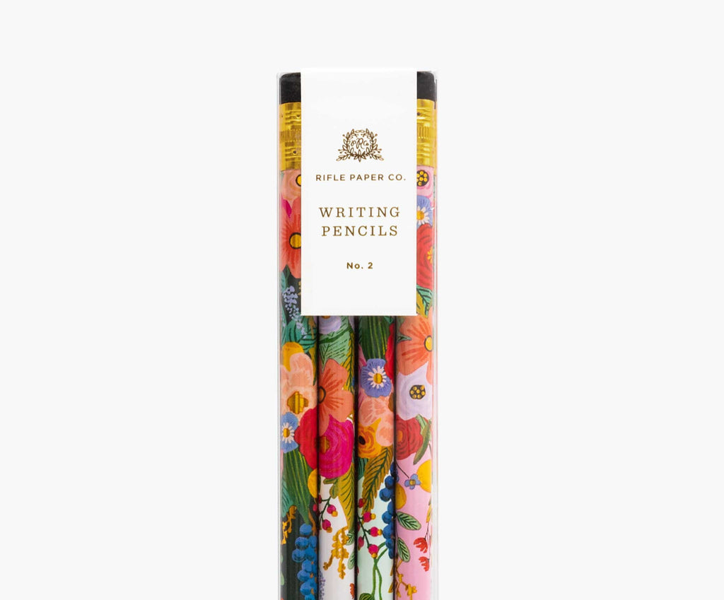 Garden Party Assorted Writing Pencils