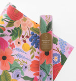 Garden Party Wrapping Sheets