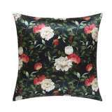 Silk Printed Magic Forest Pillow