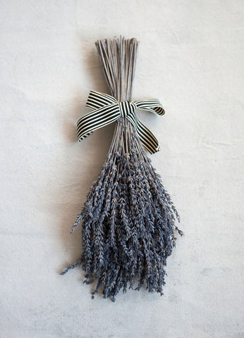 Natural Dried Lavender Bunch