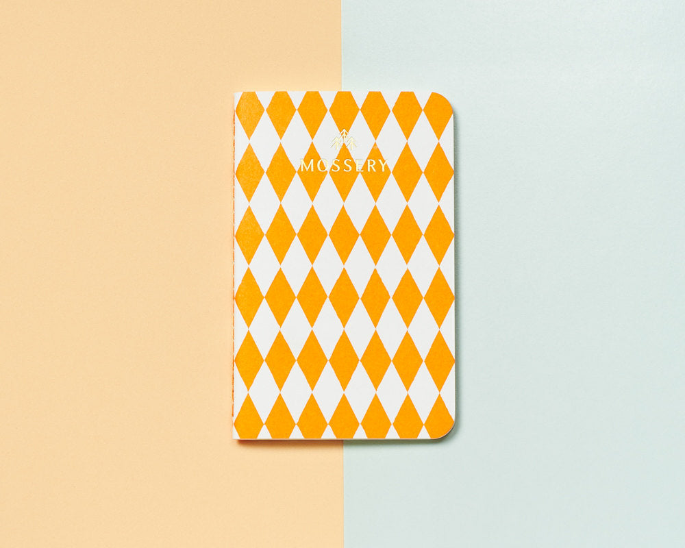 Diamonds Pocket Notebook