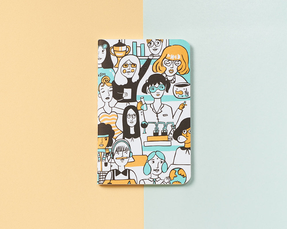 Dita School Kids Pocket Notebook