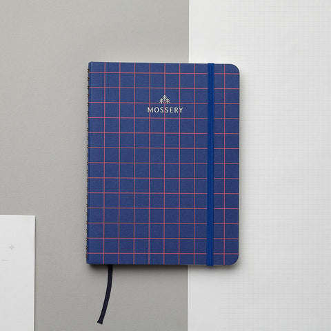 Royal Grid Notebook