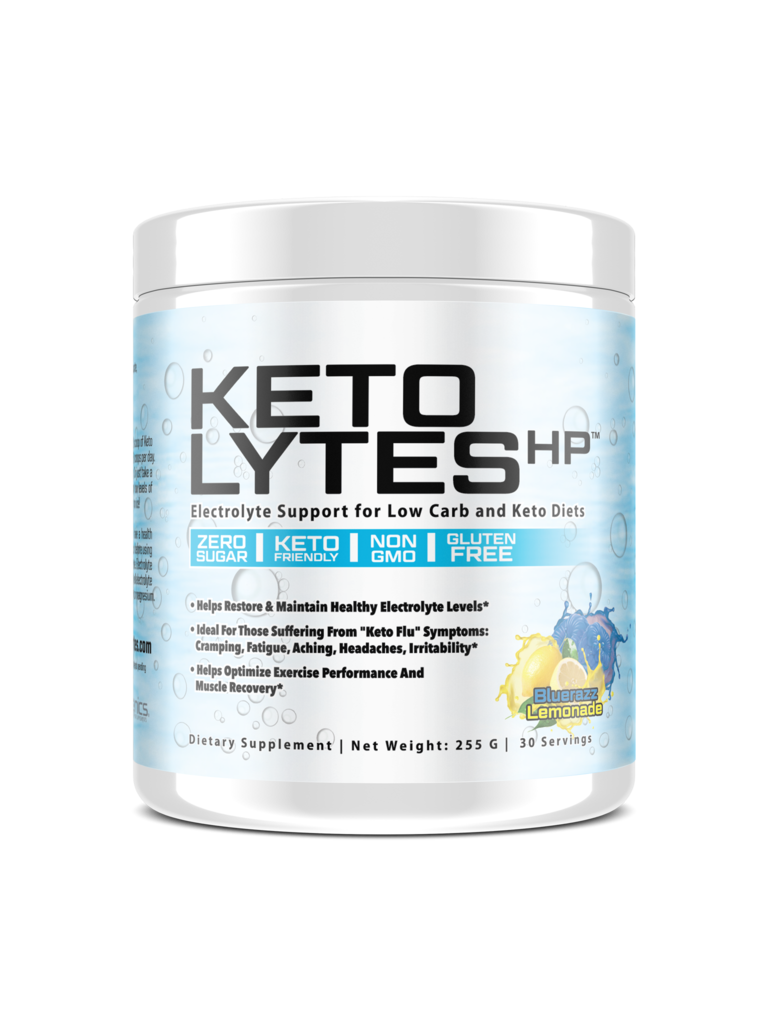 Keto Lytes HP - #1 Selling Keto Electrolyte Powder | Ketogenic Electrolytes
