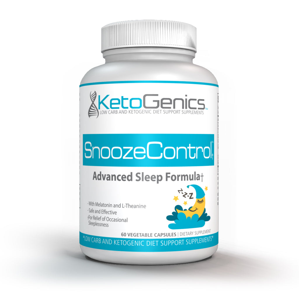 Ketogenic Diet and Sleeping Problems