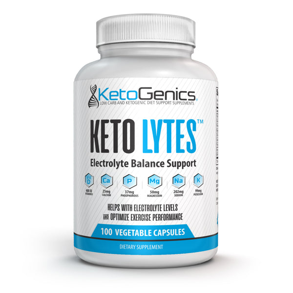 Keto Lytes Electrolyte and Keto Flu Support