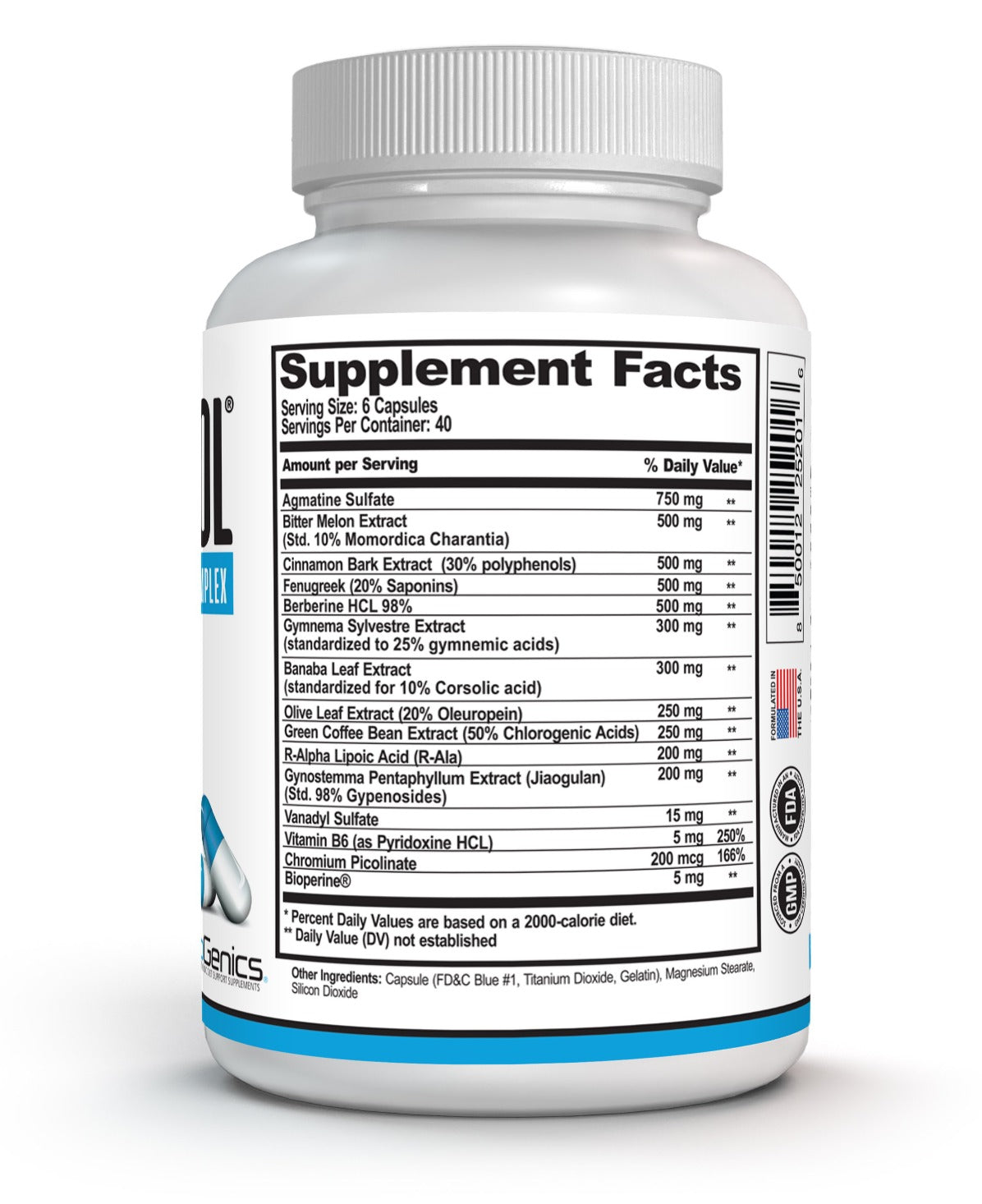 Glucosatrol™ - Powerful Glucose Disposal Agent