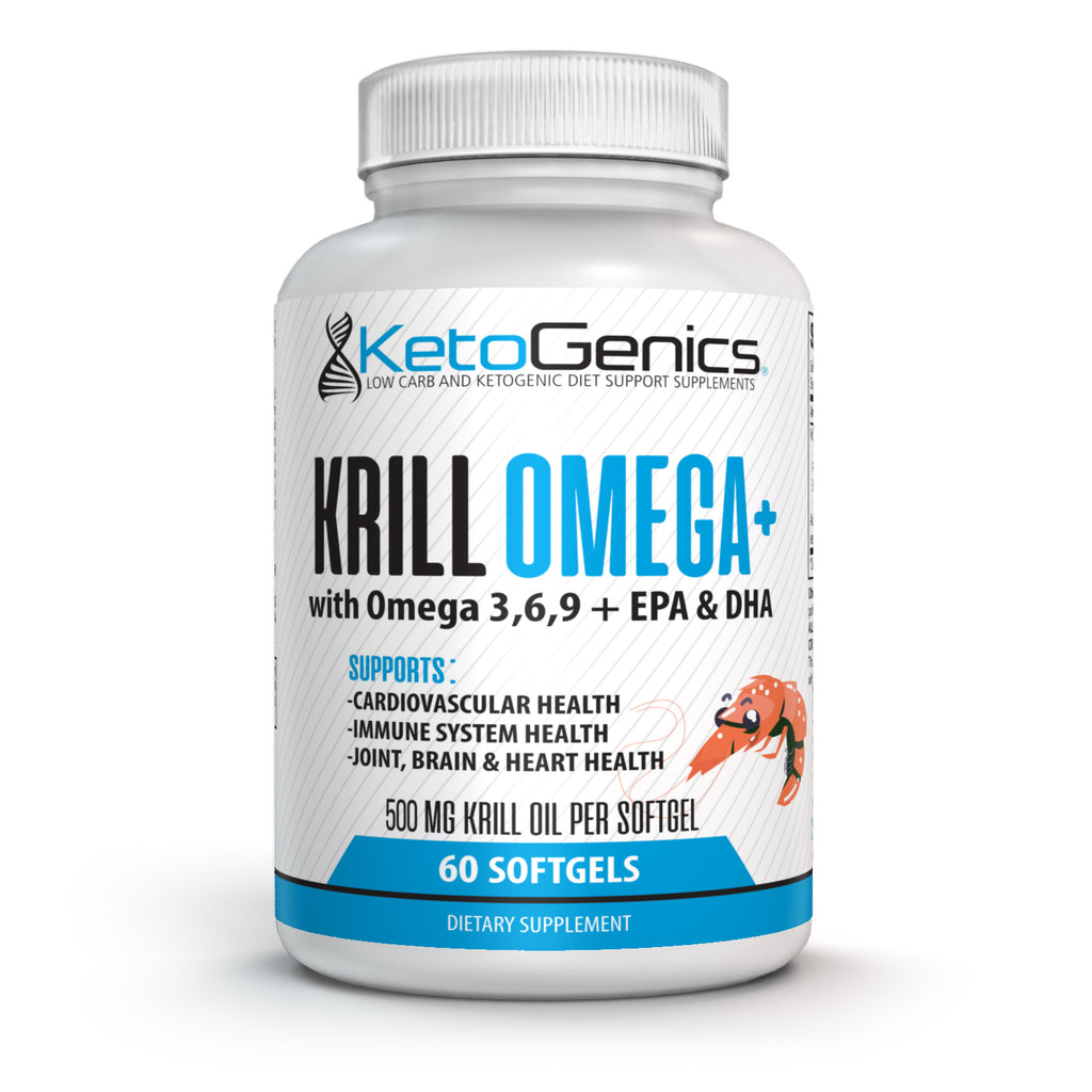 Ketogenic Diet Krill Oil