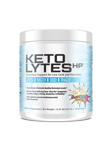 Keto Lytes HP™ - Advanced Electrolyte and Keto Flu Support