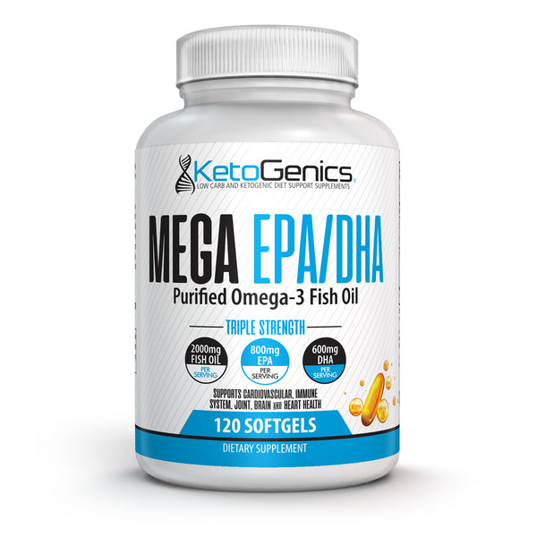 Mega Epa/Dha Fish Oil