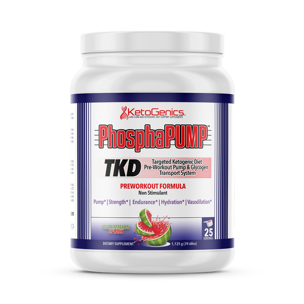 Ketogenic Diet Pre Workout