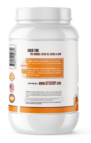 Pumpkin Spice Whey Protein Powder