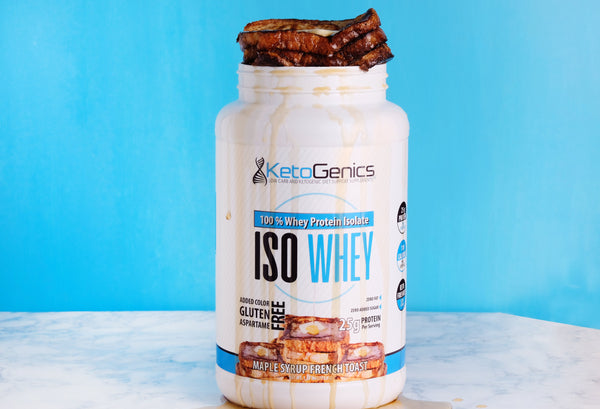 French Toast Flavor Whey Protein Powder