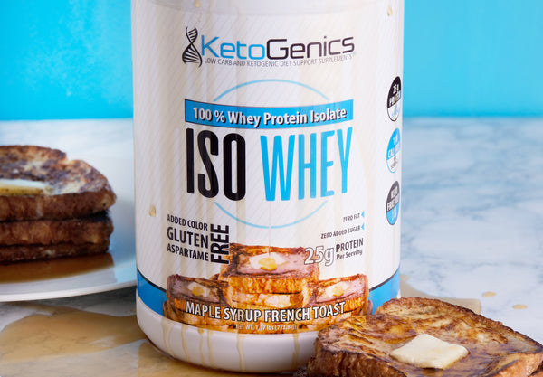 French Toast Flavor Whey Protein Isolate