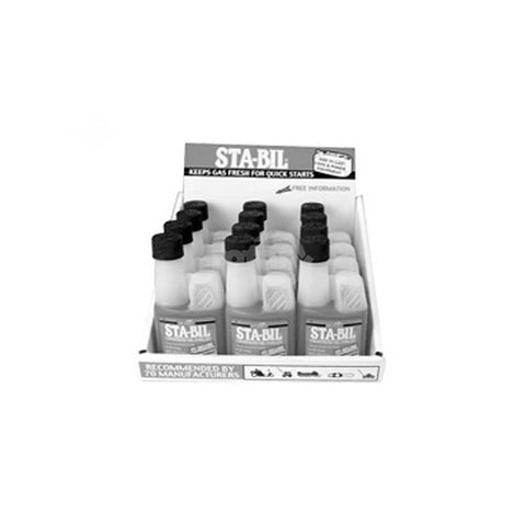 Rotary - 10004 - STA-BIL DISPLAY 12-4OZ BOTTLES - Rotary Parts Store