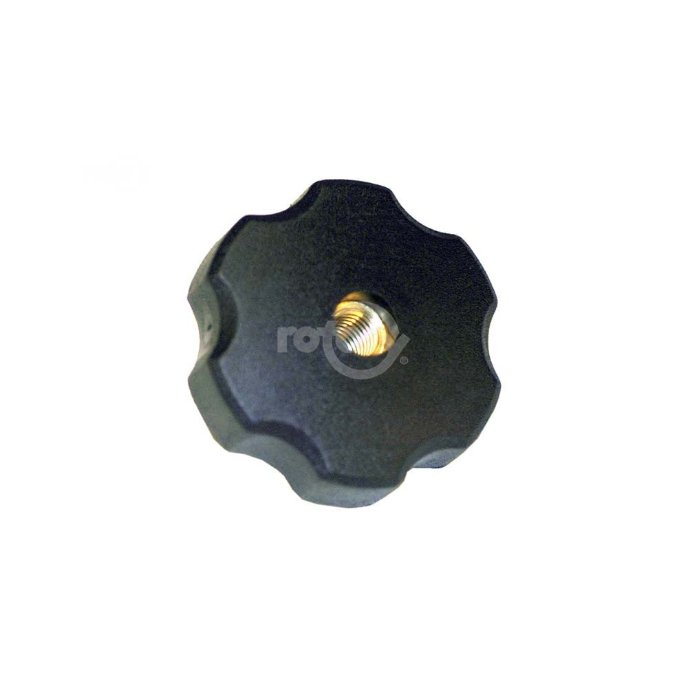 "Rotary - 10359 - KNOB CLAMPING 3/8""-16 FEMALE - Rotary Parts Store"