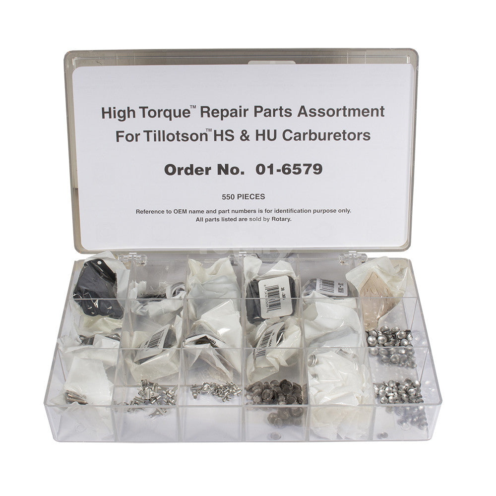 Rotary - 6579 - ASSORTMENT PARTS REPAIR TILLOTSON