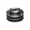 "Rotary - 6608 - PULLEY DOUBLE 5/8"" X 3-7/16"" BOBCAT"