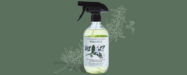 Spring or Autumn? Koala Eco has cleaners for all seasons