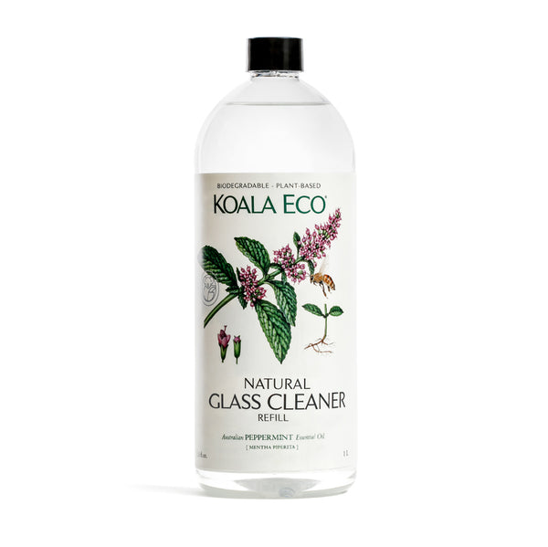 All Natural Glass Cleaner - REFILL