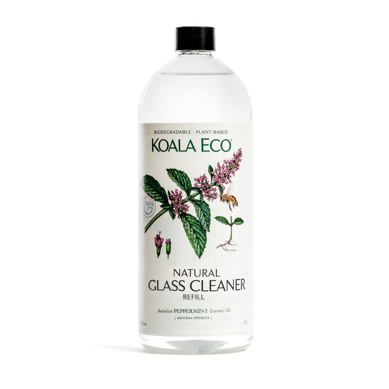 Natural Glass Cleaner - Refill
