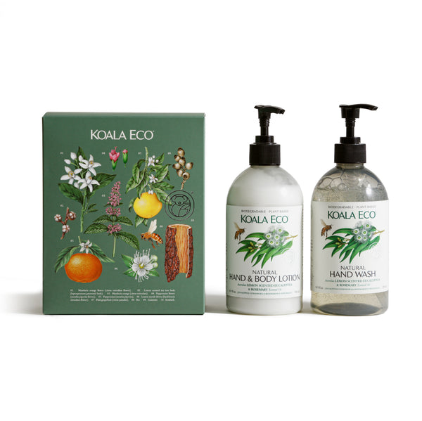 Gift Collection (Lemon Scented Eucalyptus & Rosemary) - SAVE 10%